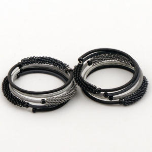 Armband uSisi Midnight 2-pack