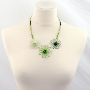 Halsband Daisy Forest