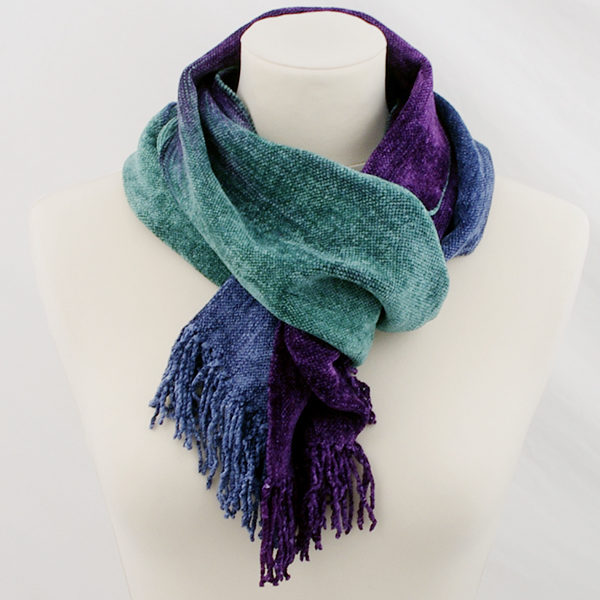 Bambuscarf Lavender Fields Small